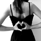Аватар Девушка сложила из рук сердечко за своей спиной (© Radieschen), добавлено: 01.02.2011 17:29