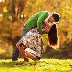 Аватар Парень с девушкой на природе