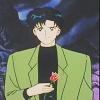 Аватар Мамору с розой, аниме Сейлор Мун (© Юки-тян), добавлено: 20.02.2011 15:40