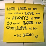 Аватар LOVE, LOVE me do you know i LOVE you i'll ALWAYS be true so please LOVE me do WOAH, LOVE me do. (The Beatles)