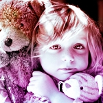 Аватар Девочка с игрушками