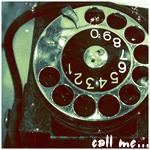 Аватар Ретро-телефон (Call me...)