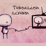 Аватар Человечек смотрит телевизор (Television screen) (© Радистка Кэт), добавлено: 01.03.2011 19:46