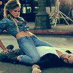 99px.ru аватар Адам Ливайн (солист Maroon 5) и Анна Вьялицына (музыкальный клип на песню Misery)