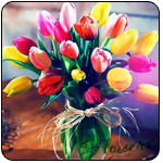 Аватар Тюльпаны в вазе (Flowers)