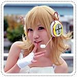 Аватар Косплей вокалоид Кагамине Рин (© Krista Zarubin), добавлено: 05.03.2011 18:00