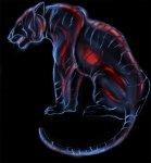Аватар Чёрная пантера