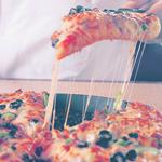 Аватар Пицца с тягучим плавленным сыром и оливками