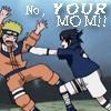 Аватар Наруто и Саске(No,YOUR MOM!!) (© СтефФ), добавлено: 20.03.2011 20:37