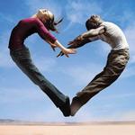 Аватар Влюбленная окрыленная пара