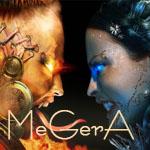 Аватар Оранжевый и синий демоны в образе девушек (Megera)