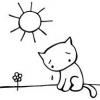 Аватар Кошка плачет