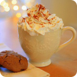 99px.ru аватар Печенька и кружка с десертным напитком