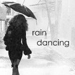 Аватар Девушка с зонтом ('Rain dancing' / 'Танец дождя')