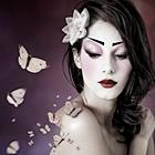 Аватар Тело девушки превращается в бежевых бабочек (© Radieschen), добавлено: 19.05.2011 06:40