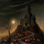 Аватар Замок в ночи - Хэллоуин