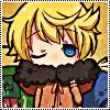 Аватар Кенни / Kenny из мультсериала Южный парк в стиле аниме / South Park in anime style