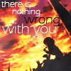 Аватар Силуэт на фоне заката (there is nothing with you)