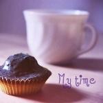 Аватар Кофе и кекс ('My time' / 'Мое время')