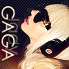 Аватар Певица Lady Gaga в очках и наушниках (© D.Phantom), добавлено: 31.05.2011 02:25
