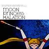 Аватар Аттака Сейлор Мун (Moon Princess Halation), аниме 'Сейлор Мун'