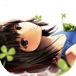 Аватар Девочка с лягушкой