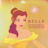 Аватар Белль (Belle) (Мультфильм 'Красавица и чудовище')