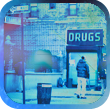 99px.ru аватар Человек идёт по улице (drugs)