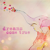 Аватар Розовый слон (dreams come true)
