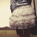 Аватар Девушка в пышной юбке на природе (© Радистка Кэт), добавлено: 23.07.2011 07:11