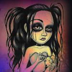 Аватар Эмо-девушка (© Anatol2), добавлено: 24.07.2011 01:09