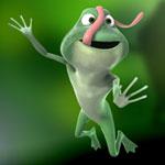 Аватар Лягушонок с длинным языком