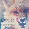 Аватар Лиса облизывается (cold)