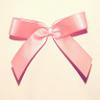 Аватар Розовый бантик
