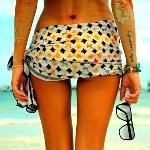 Аватар Девушка в повязке от Louis Vuitton