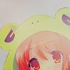 Аватар Асахина Микуру из аниме Меланхолия Харухи Судзумии / The Melancholy of Haruhi Suzumiya в костюме лягушки