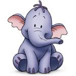 Аватар Смешной слонёнок