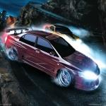 Аватар Автомобиль из игры Need for Speed: Carbon / Жажда скорости: Углерод