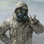 99px ru аватар сталкер в защитном костюме