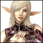 Аватар Светлая эльфийка из игры Lineage 2 / Лайнэйдж 2 / Линейка 2
