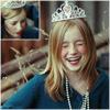 Аватар Девочка с диадемой на голове.