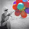 Аватар Девушка сидит у воды с разноцветными воздушными шарами (© Danusha), добавлено: 05.10.2011 10:12