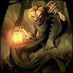 Аватар Страшный  Джек с лампой