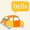 Аватар Машинка (hello)