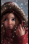 Аватар Зимние слезы девушки