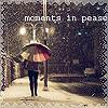 Аватар Девушка с ярким зонтом гуляет по улице под снегопадом (moments in pease) (© TARAKLIA), добавлено: 28.11.2011 15:12