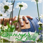 Аватар Девушка на поле ромашек (Summer love)