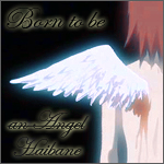 Аватар Альянс пепельнокрылых / Союз серокрылых / Haibane Renmei (Born to be an Angel Haibane)