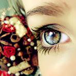 Аватар Разноцветный глаз