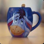 Аватар Чашка с изображением ослика